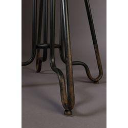 Dutchbone Counter Stool Ovid Black