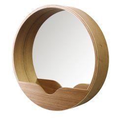 Zuiver Round Wall Spiegel - 60 CM