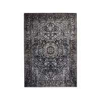White Label Living Carpet Chi Black 160X230