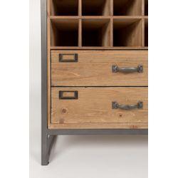 White Label Living Cabinet Edgar