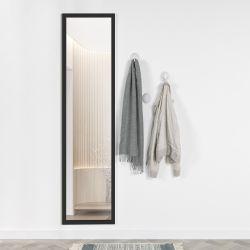 Spinder Design Senza M2 Spiegel Zwart