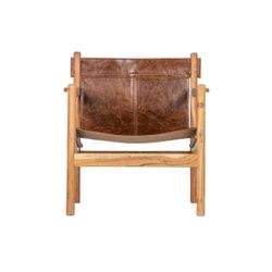 BePureHome Chill Fauteuil Bruin