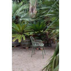 Zuiver Albert Kuip Garden Stoel Groen