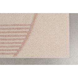 Zuiver Bliss Vloerkleed Roze - 240 x 345 CM