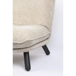 Zuiver Lazy Sack Lounge Chair Teddy