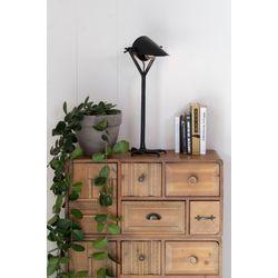 Dutchbone Falcon Bureaulamp Zwart