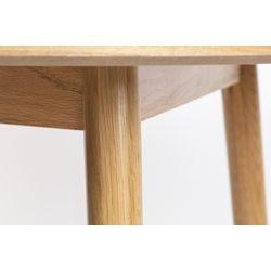White Label Living Table Fabio 120' Natural