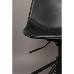 Dutchbone Franky Office Chair Zwart