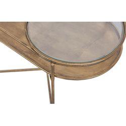 BePureHome Adorable Bijzettafel Metaal Antique Brass