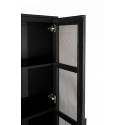 Zuiver Hardy Cabinet Zwart