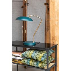 Dutchbone Liam Desk Lamp Teal