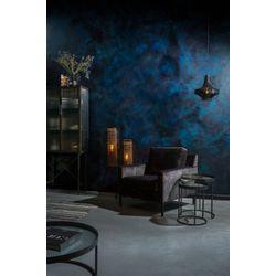 Dutchbone Houda Lounge Chair Antraciet
