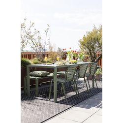 Zuiver Vondel Garden Table Groen - 214 CM