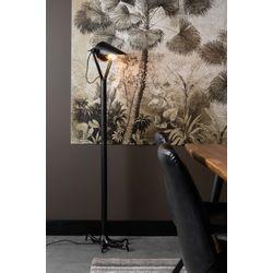 Dutchbone Falcon Vloerlamp Zwart