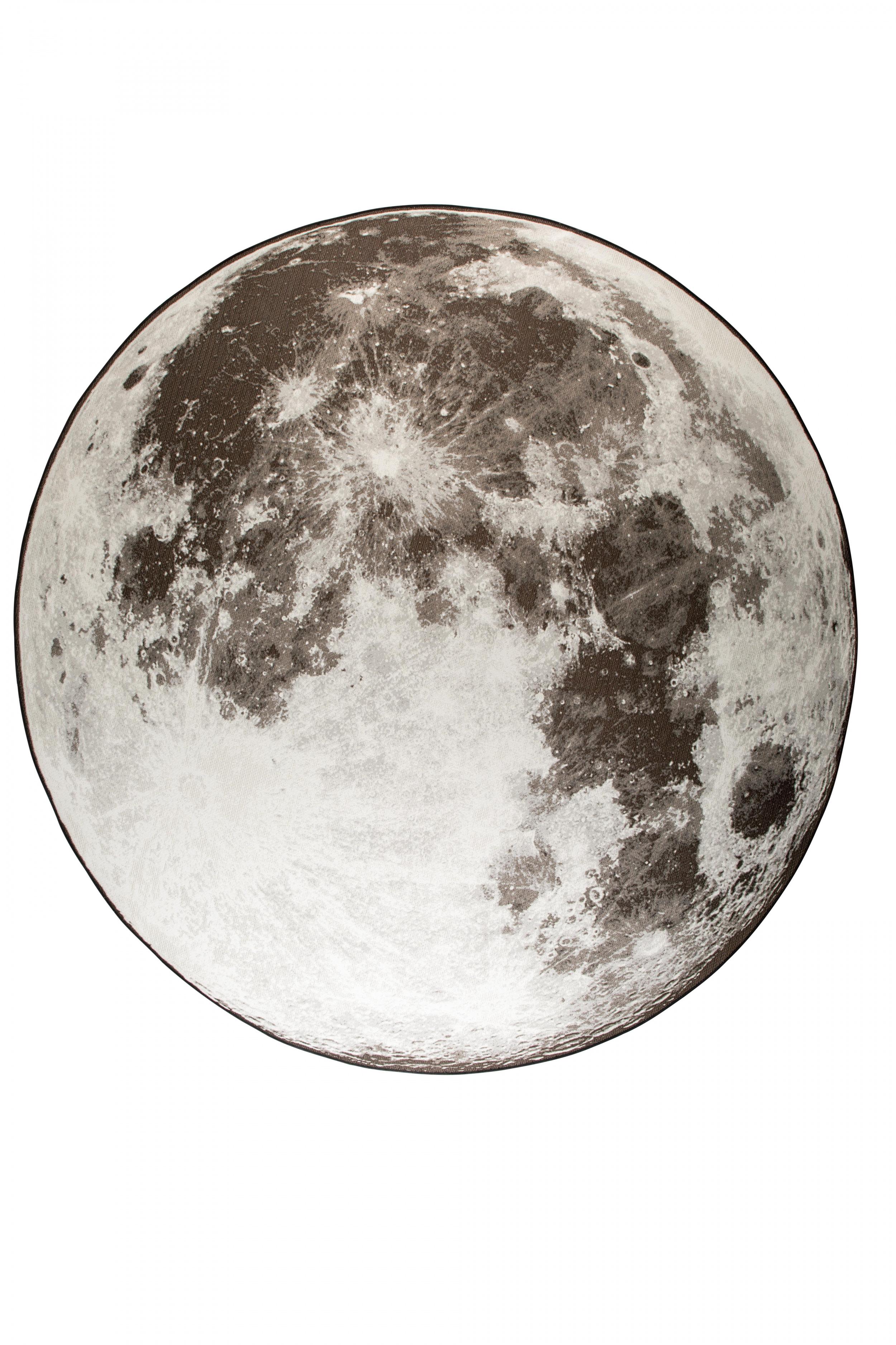 Zuiver Outdoor Vloerkleed Moon Stone Grey - 280 CM