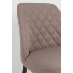 White Label Living Chair Conway Beige