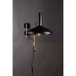 Dutchbone Devi Wandlamp Zwart