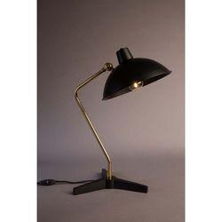 Dutchbone Devi Bureaulamp Zwart