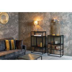 Dutchbone Boli Cabinet Small Zwart