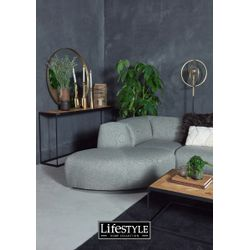 LifeStyle Baltimore Side Table - 160 x 35 x 80