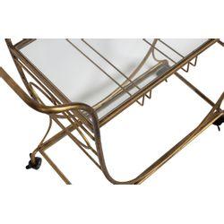 BePureHome Decadent Trolley Metaal Antique Brass