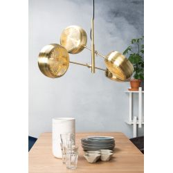 Zuiver Gringo Multi Plafondlamp Brass