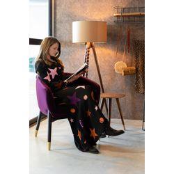 Dutchbone Dolly Lounge Chair Paars