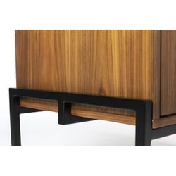 Zuiver Hardy Cabinet Walnoot