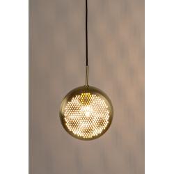 Zuiver Gringo Flat Plafondlamp Brass