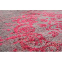 The Fading World vloerkleed Pink Flash