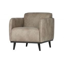 BePureHome Statement Fauteuil Elephant skin