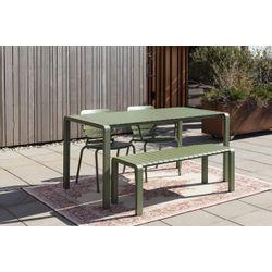 Zuiver Vondel Garden Table Groen - 168,5 CM