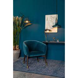 Dutchbone Dolly Lounge Chair Blue