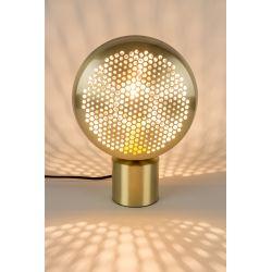 Zuiver Gringo Tafellamp Brass