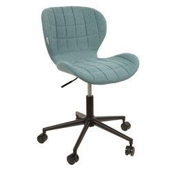 Zuiver OMG Bureaustoel Blauw | Direct Leverbaar .