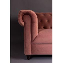 Dutchbone Chester Sofa Roze
