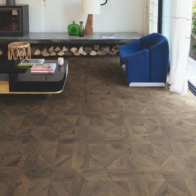 Foto van Quick-Step Impressive Patterns IPA4145 Royal Eik Donkerbruin