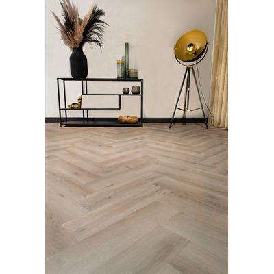 Foto van Premium Oak Beige Visgraat LF121260
