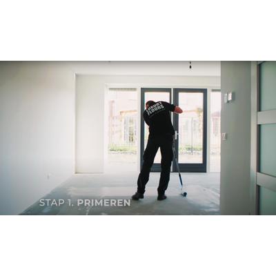 Afbeelding van Visgraat PVC laten leggen inclusief egaliseren en verlijmen