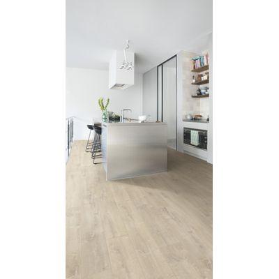 Foto van Quick-Step Balance Glue Plus Fluweel Eik Beige BAGP40158
