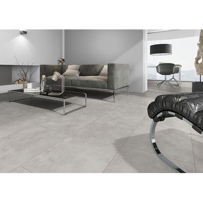 Foto van Luxury Living Premium 0.5 Tiles Terazzo Grey RCS8110