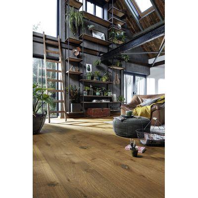 Foto van Meister Lindura HD 400-270 8748 Eik Authentic Dry Wood