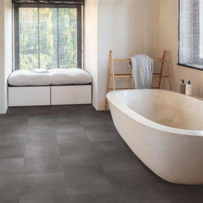 Foto van Luxury Living Premium 0.5 Tiles Beton Antraciet RCS8170