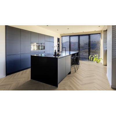 Foto van Luxury Premium Collectie San Francisco Oak LF3524 HE Visgraat Plak