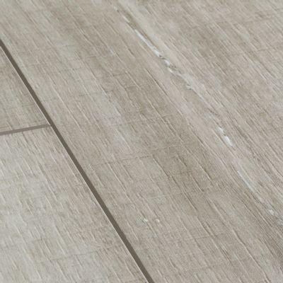 Foto van Quick-Step Balance Glue Plus Canyon Eik Grijs met Zaagsneden BAGP40030