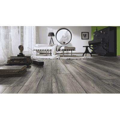 Foto van Kronotex Exquisit Plus Harbour Oak Grey XXL D3572