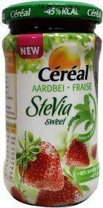 Cereal Confituur aardbei