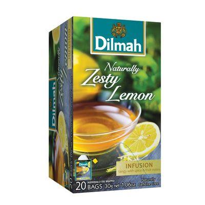 Dilmah Zesty lemon