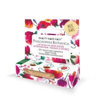 Beauty Made Easy Lipbalm philosophia botanica milkshake