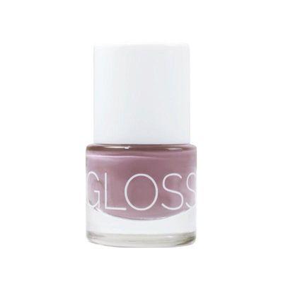 Glossworks Natuurlijke nagellak tyrian